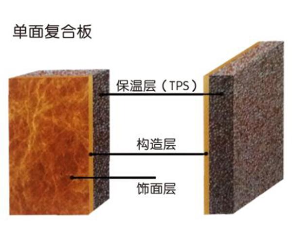 (改性聚苯板)外墙保温装饰系统
